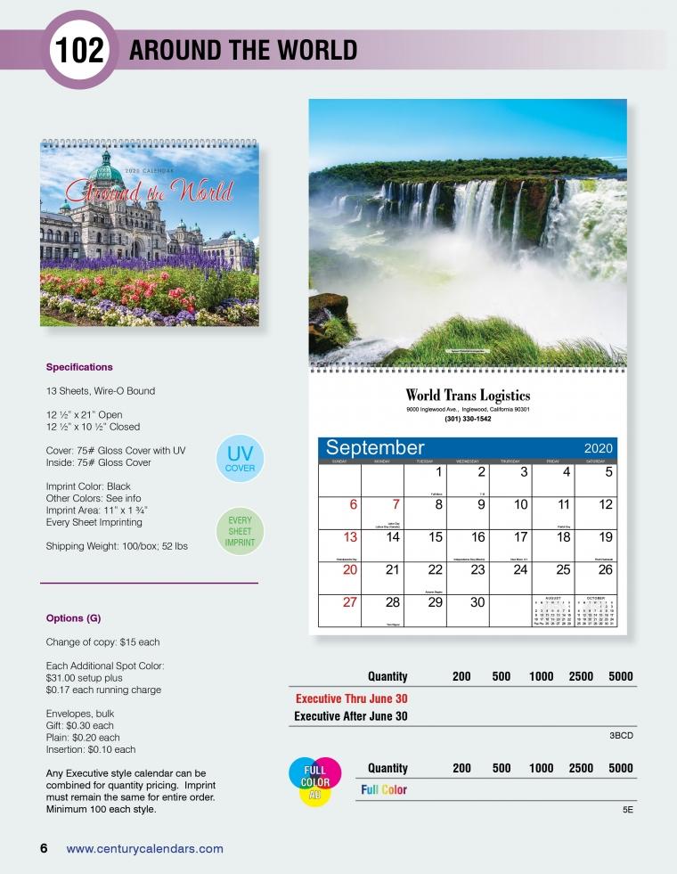 Gpc Calendar 2020 공지사항   CLOSED 2020 CALENDAR ORDER